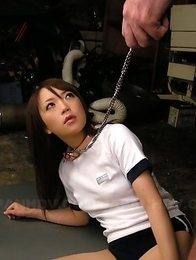 Nazuna Otoi loves to suck a dick