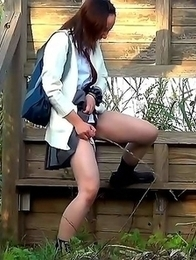Japanese Piss Fetish Videos - Girls Pissing - Take Aim and Fire