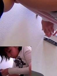Japanese Piss Fetish Porn - Asian Girls Pissing Uncensored - Squat and Flow